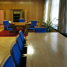 Stasi office furniture